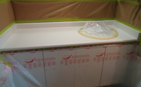 Bathroom Countertop Refacing Hamilton ON ...