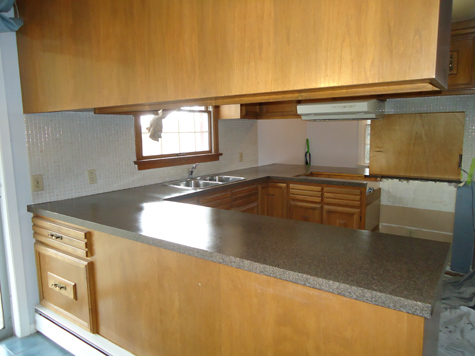 Kitchen Countertop Repair Hamilton ON