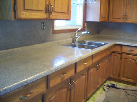 Kitchen Backsplash Resurfacing Hamilton ON
