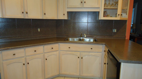 Kitchen Tile Restoration Hamilton ON