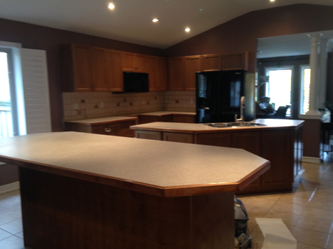 Countertop Restoration Hamilton ON